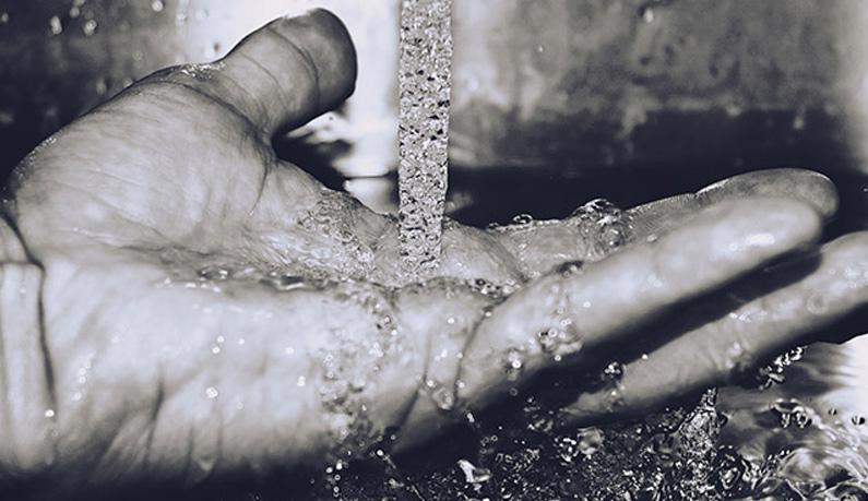 Higiene en las Cocinas, desinfección de manos